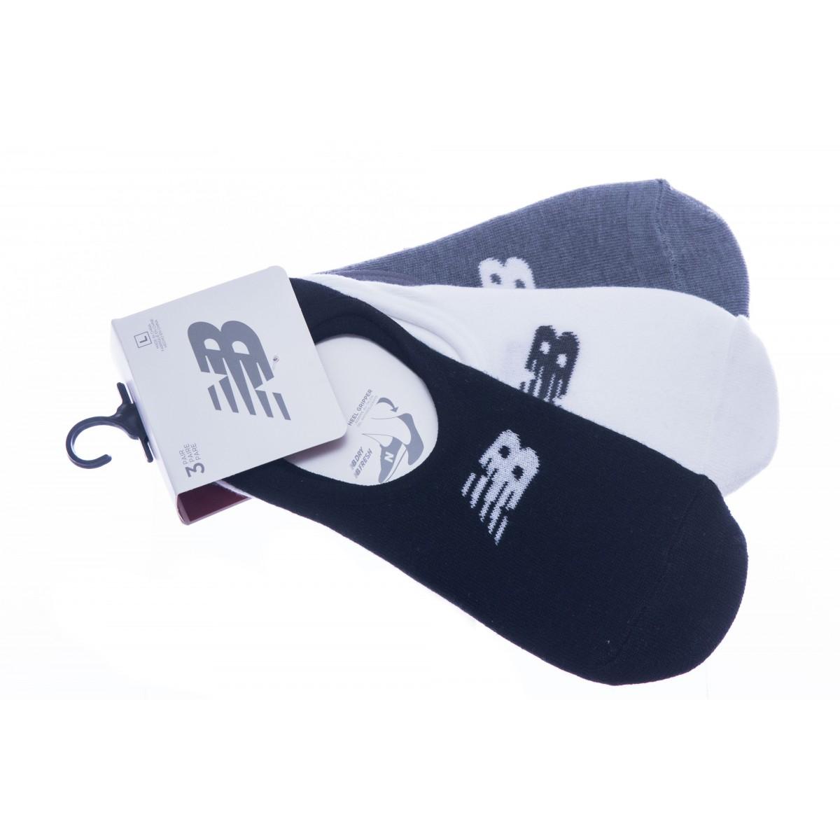 Calza - As20043 calza 3 paia colore misto