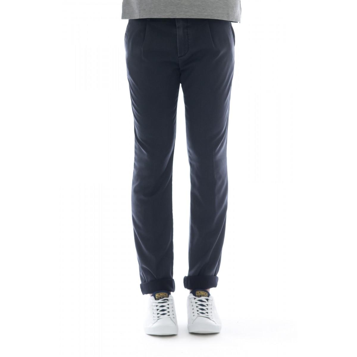 Pantalone uomo - 09l 99 fresco di lana marzotto