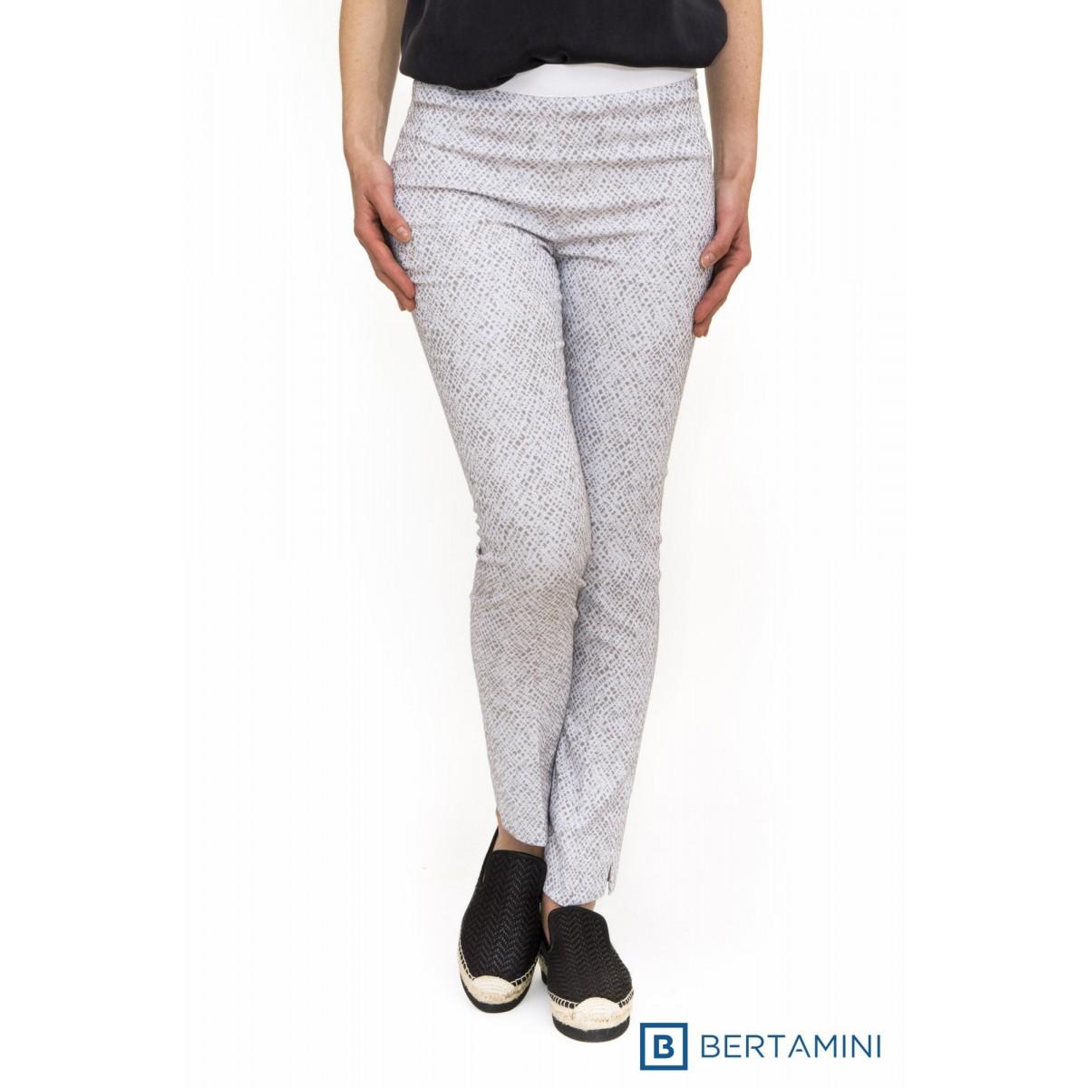 Pantalone donna Incotex - Arlet 172499 d9390 pantalone stampa