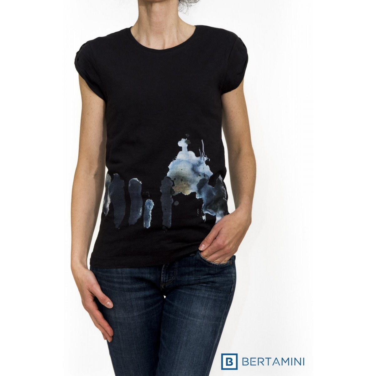 T-shirt donna Bastille - 2.7 organico