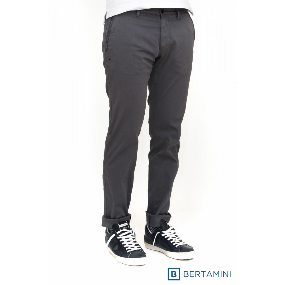 Pantalone uomo Stone island - 30206 slim armaturato cotone strech