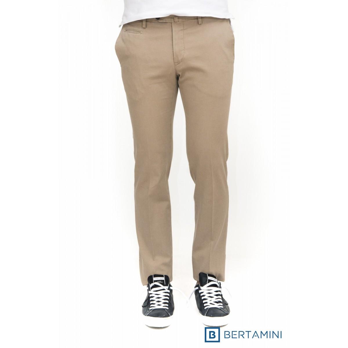Pantalone Uomo Pt 01 - Cpdlbl Tu53 Microstruttura Strech Super Slim