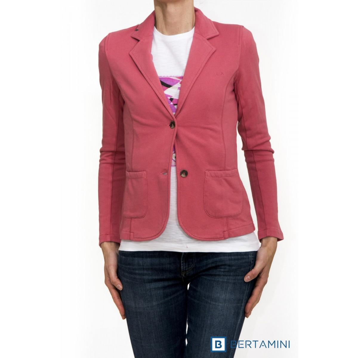 Giacca donna Sun 68 - 16234 giacchina 2 bottoni