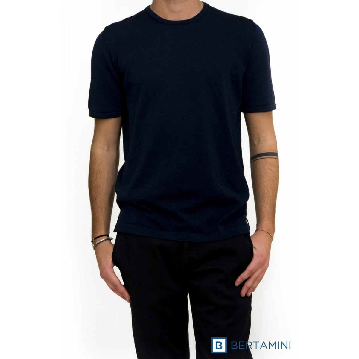 T-shirt uomo Jurta - M735 t-shirt calata reversibile
