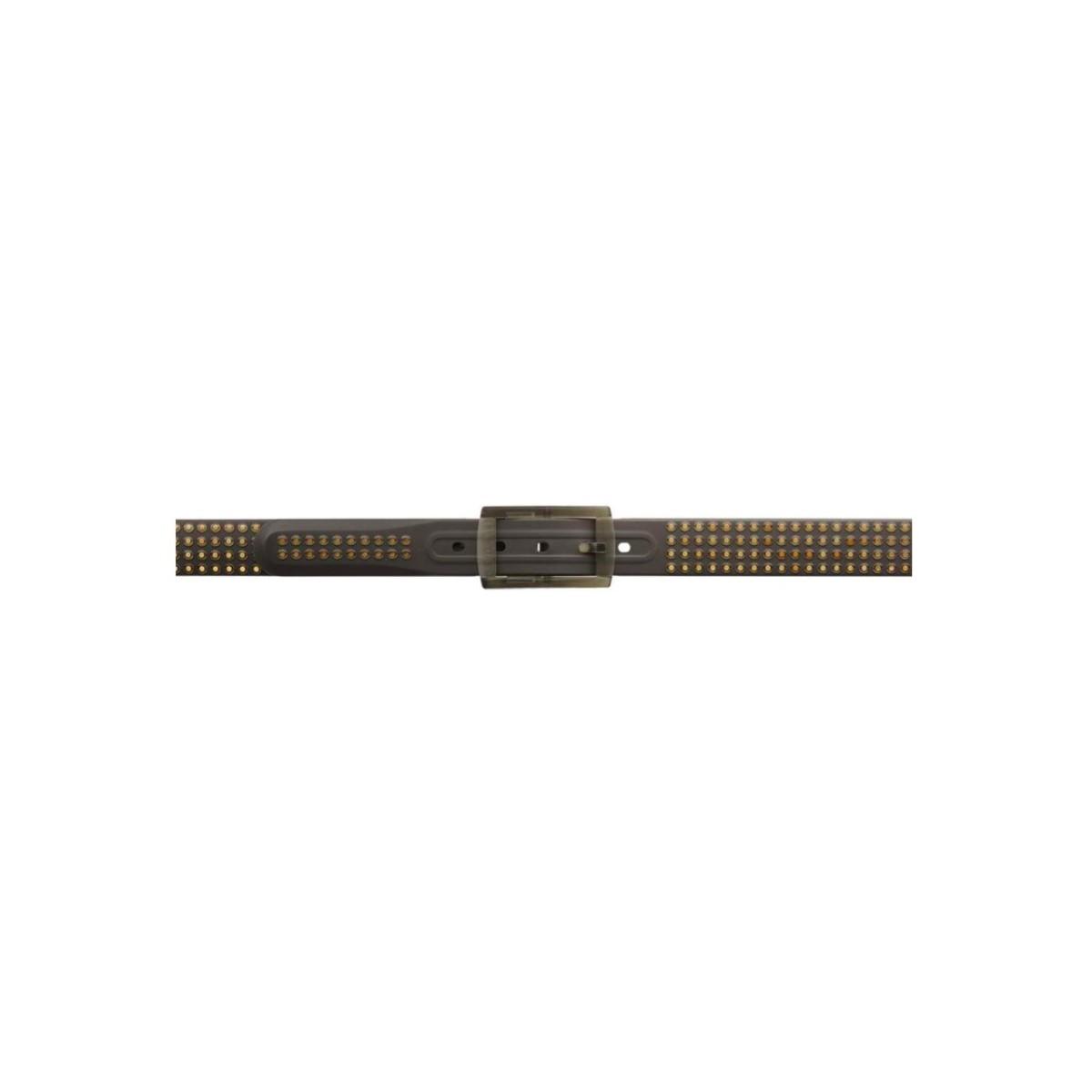 Cintura Tie-ups - Cintura basic glam pins borchiata