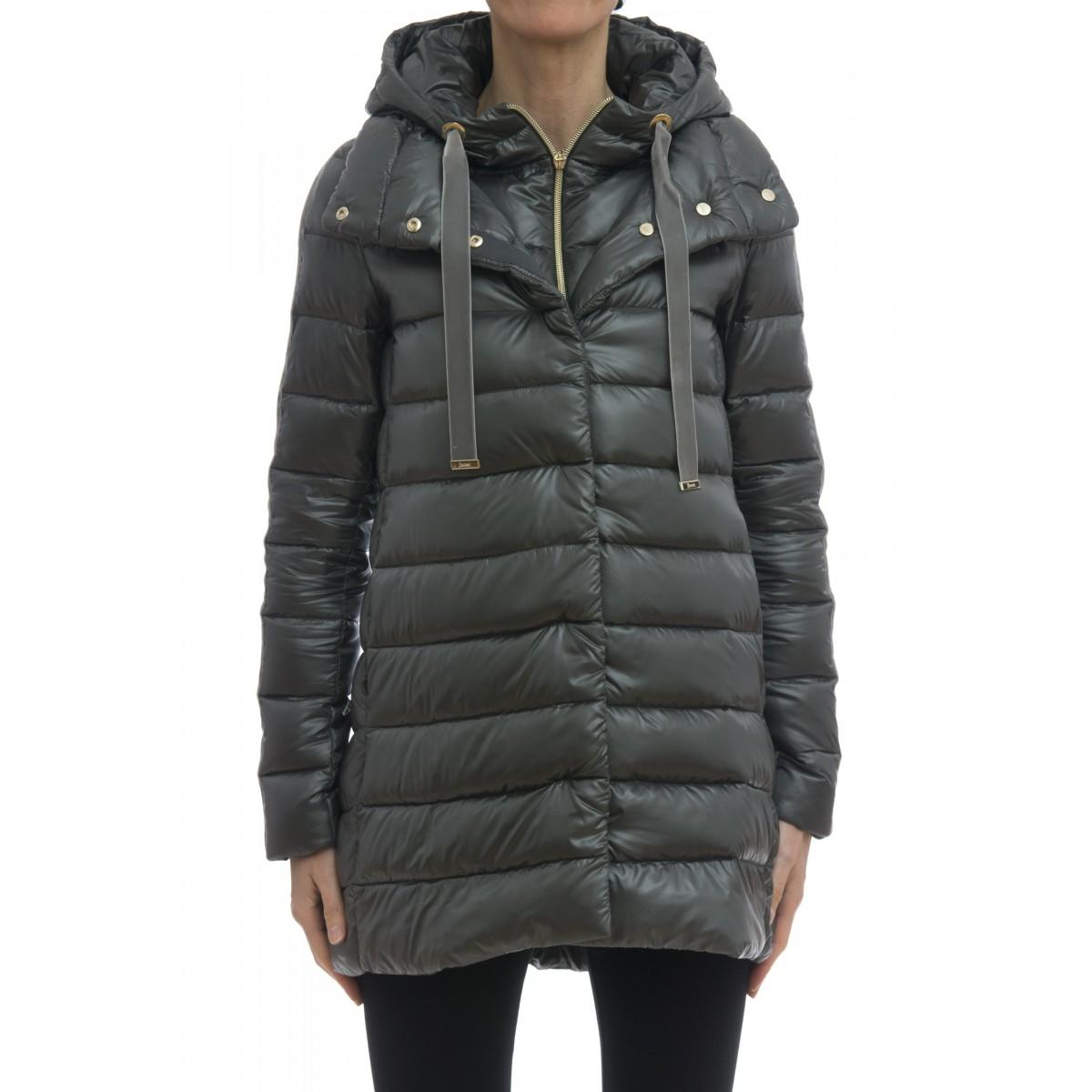Down Jackets - PI030DR 12017 nylon ultralight + velvet
