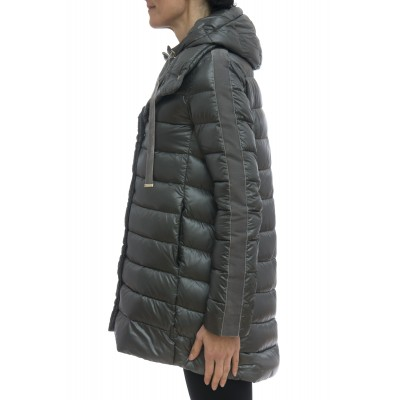 Daunenjacken - PI030DR 12017 nylon ultralight + velvet