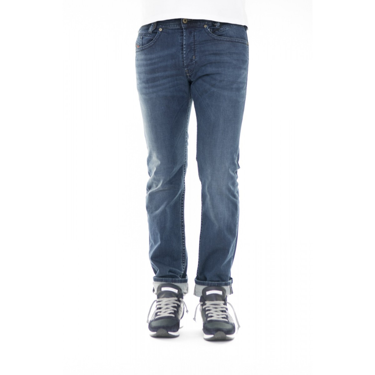 Jeans Diesel - Akee 0675l regular slim