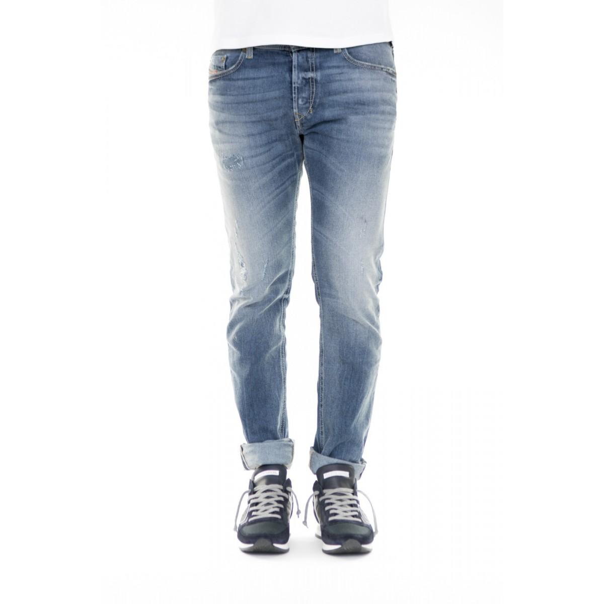 Jeans Diesel - Tepphar skinny morbido