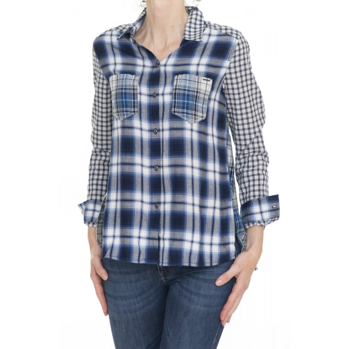 Camicia donna Diesel - C-eve camicia quadri