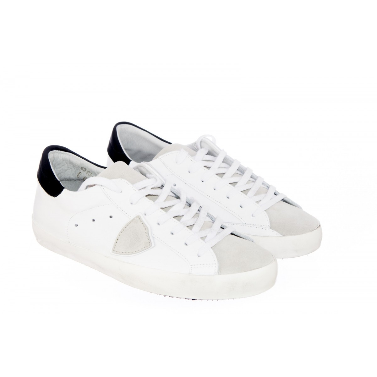 Scarpa Philippe model paris - Cllu classic low veau