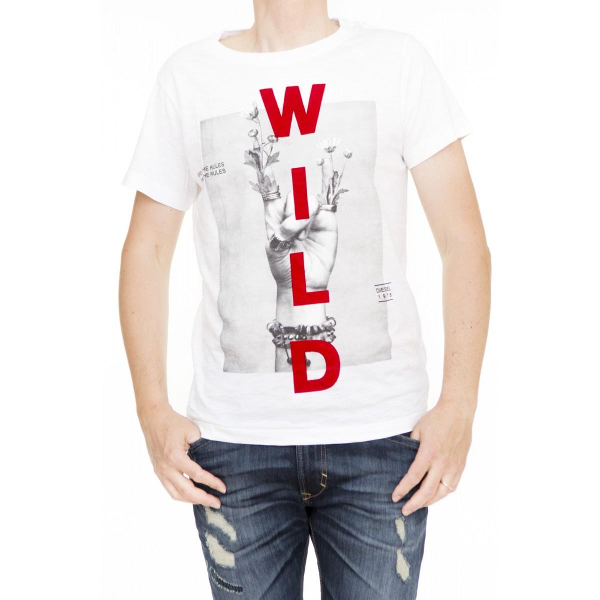 T-shirt uomo Diesel - T diego-dc