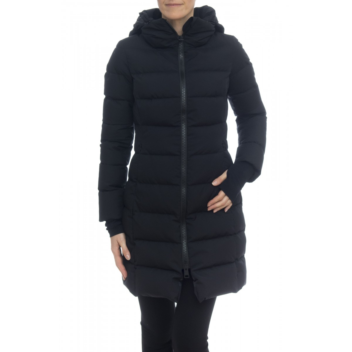 Down jacket - PI080DL 11106 thin quilted laminar (ex pi056dl)