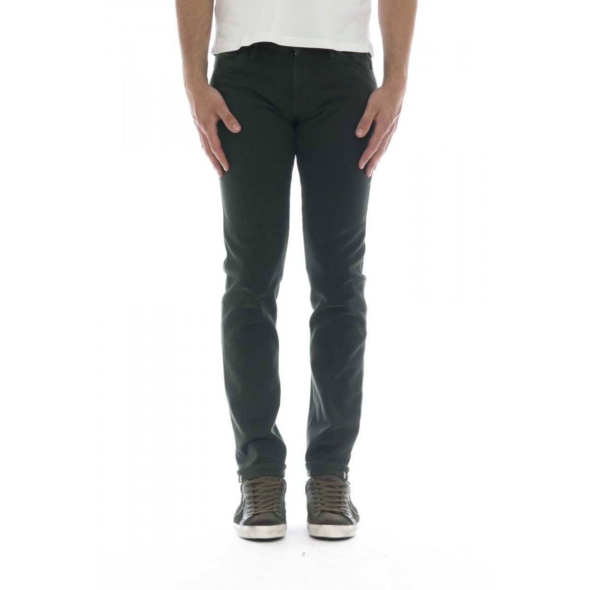 Pantalone uomo - Swing sd11 super slim 5 tasche supersoft strech drill