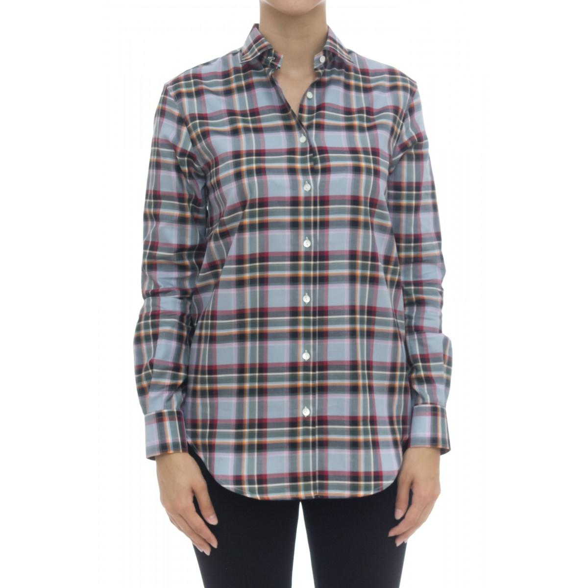 Camicia donna - 1105 55312 quadro