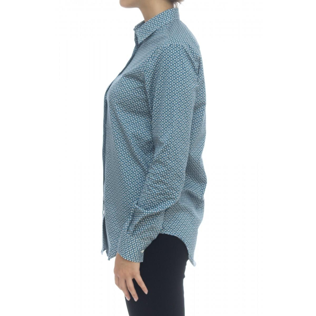 Camicia donna - 1105 55534 camicia fantasia