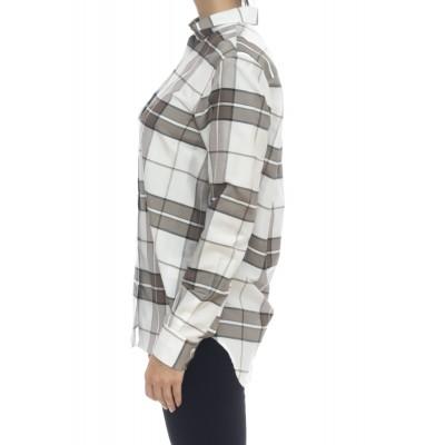 Camicia donna - 1107 55340 misto seta
