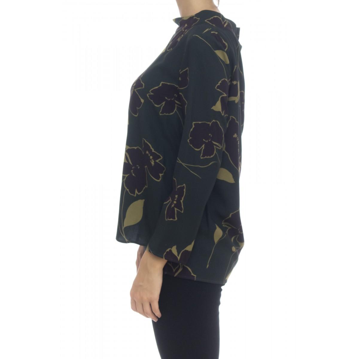 Camicia donna - 1303 55537 stampa viscosa