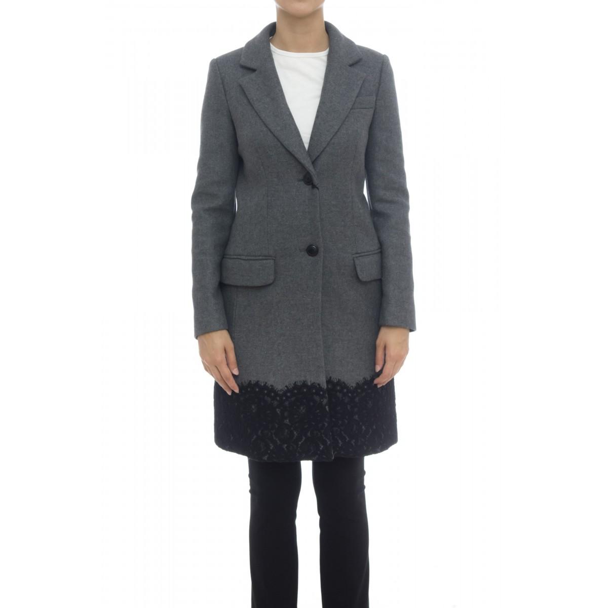 Cappotto - 2314 cappotto con pizzo
