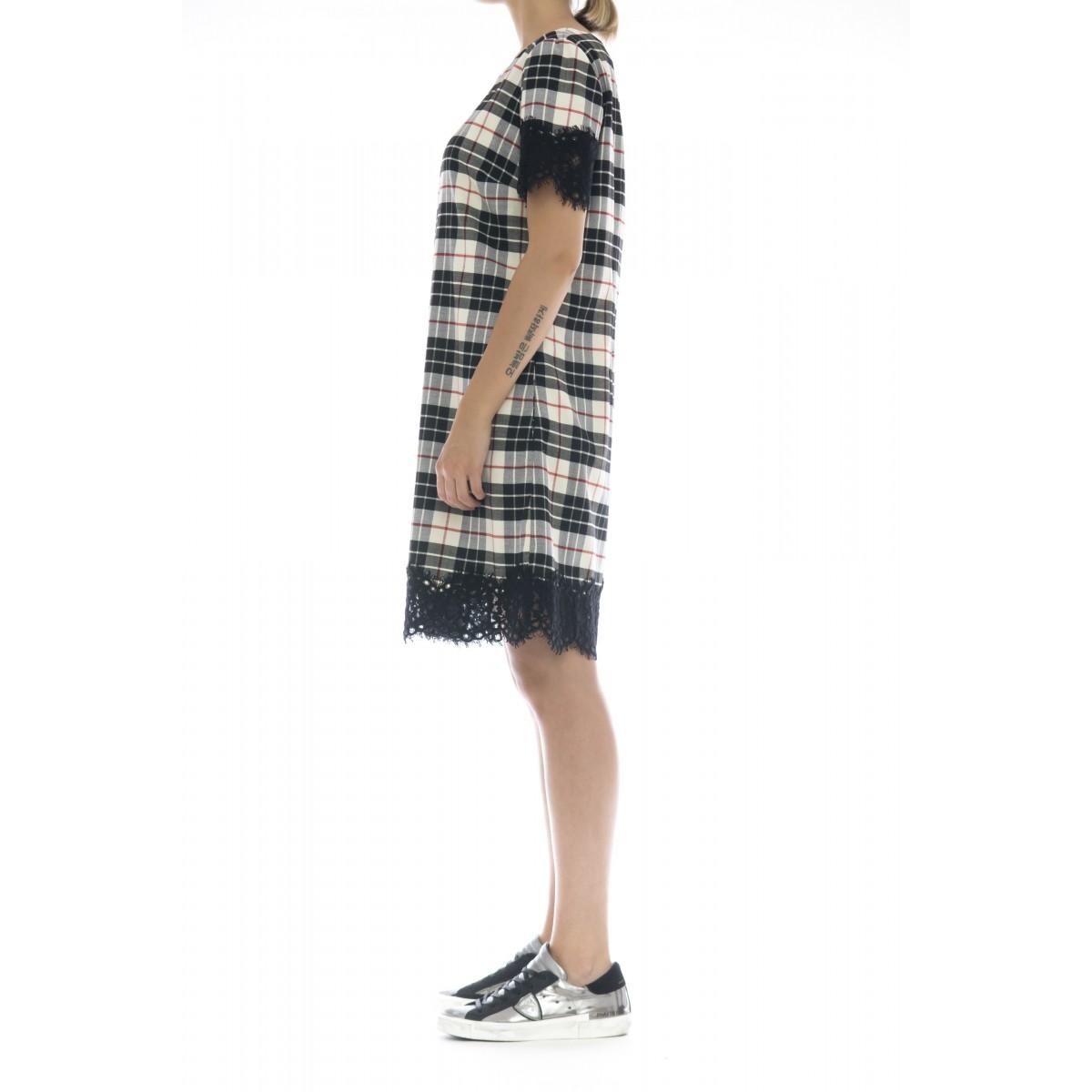 Vestito - 2621 abito tartan