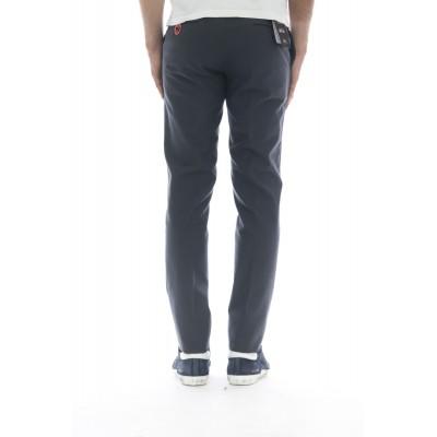 Pantalone uomo - Cpds01z00he1 mp41  super slim strech cotton microfantasia