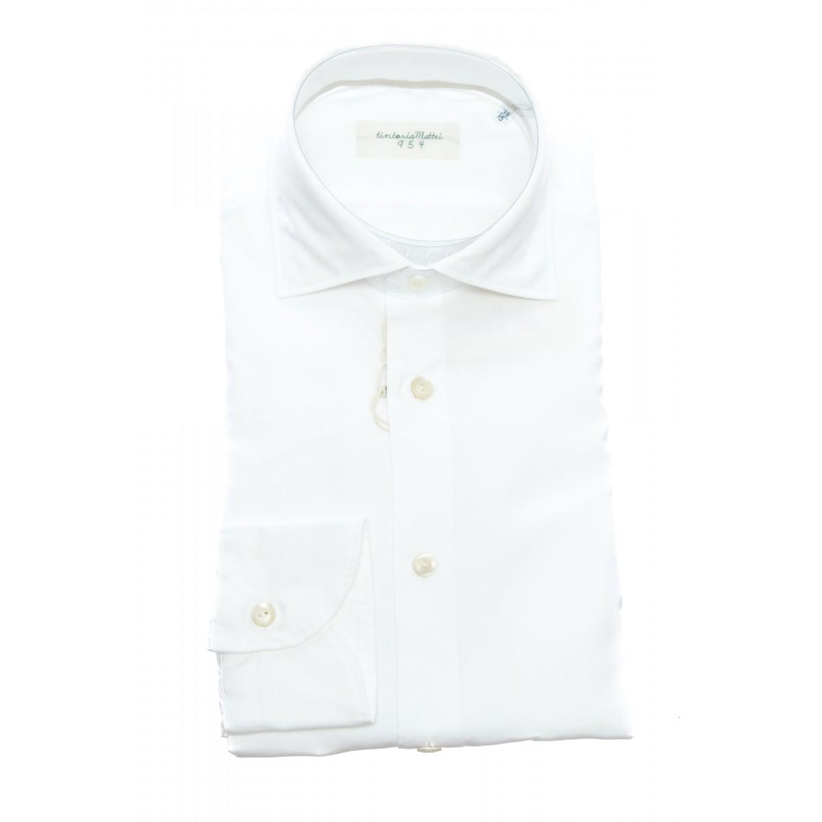 Camicia uomo - Pao njw oxford bianco