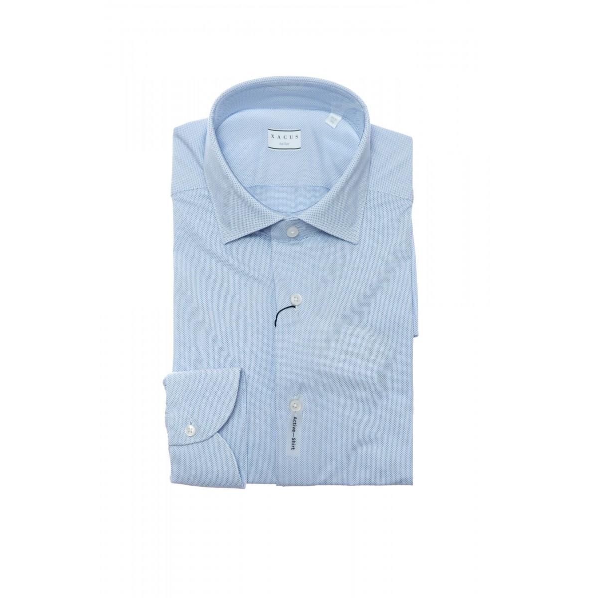 Camicia uomo - 51468 camicia active shirt strech