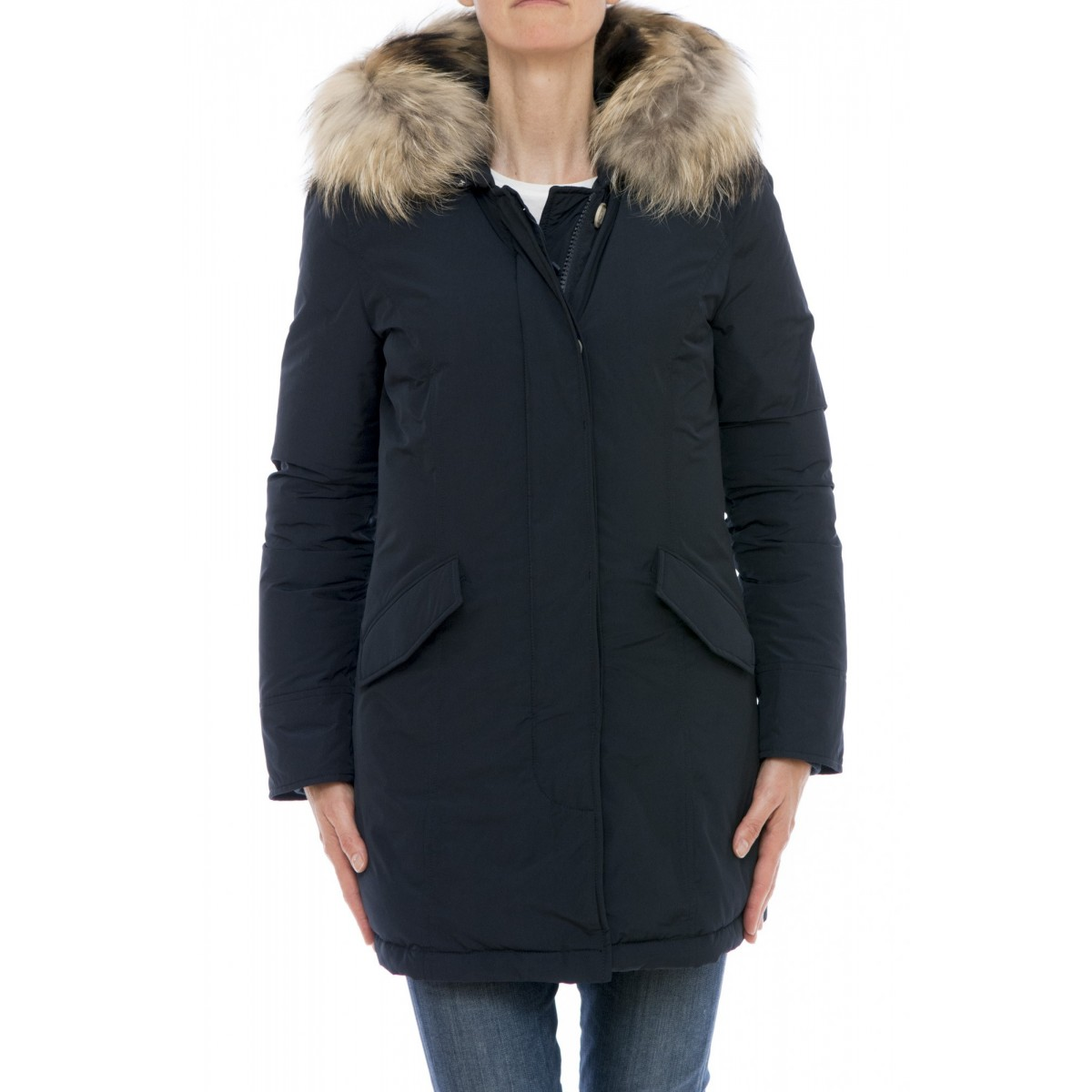 Piumino Woolrich - Ww cps2131 sm20 luxury arctic parka