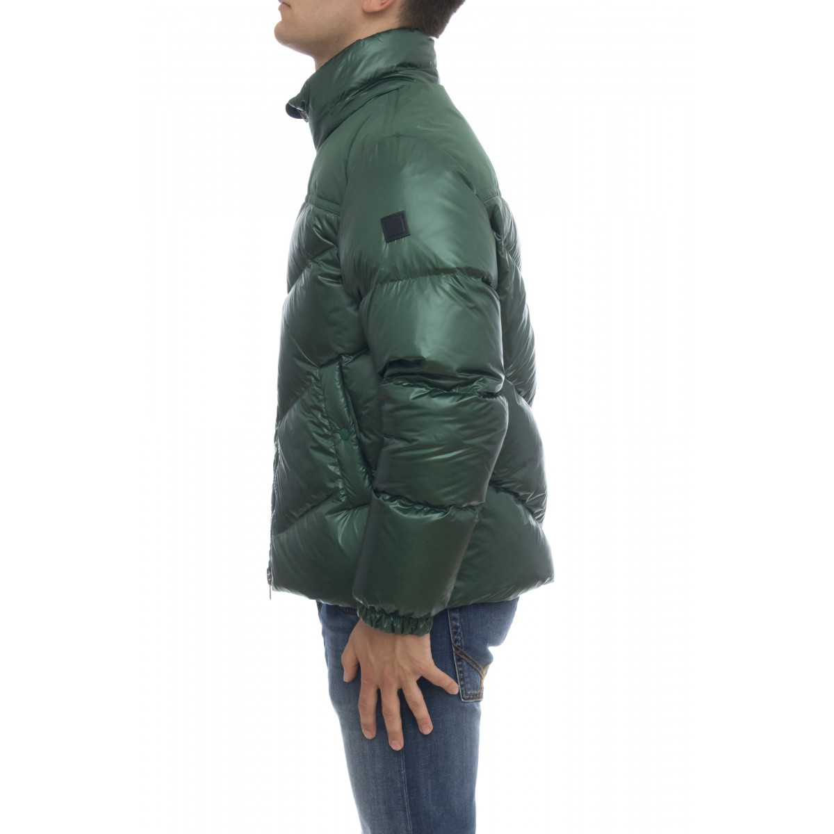 Piumino - Wocps2861 logo jacket