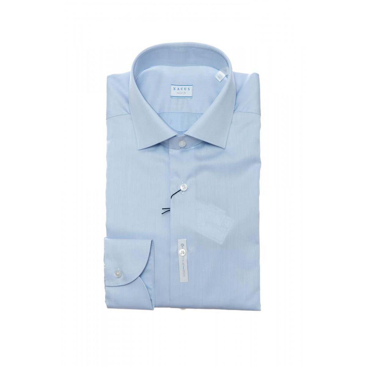 Camicia uomo - 11363 558  tessuto no stiro tailor