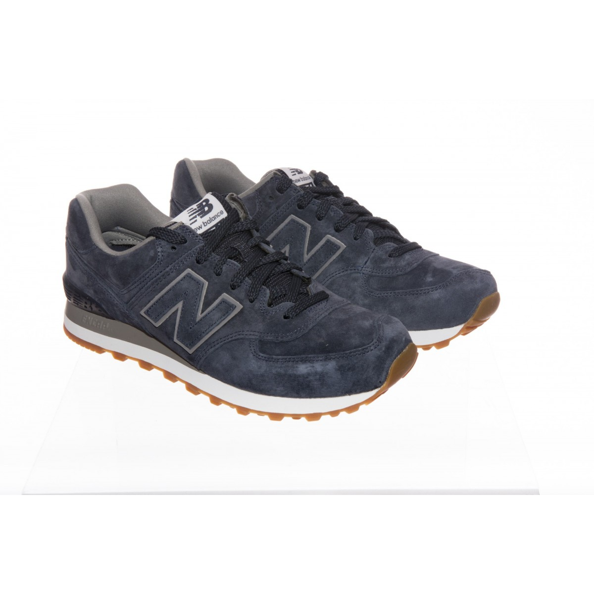 Scarpa New balance - Ml574 full suede