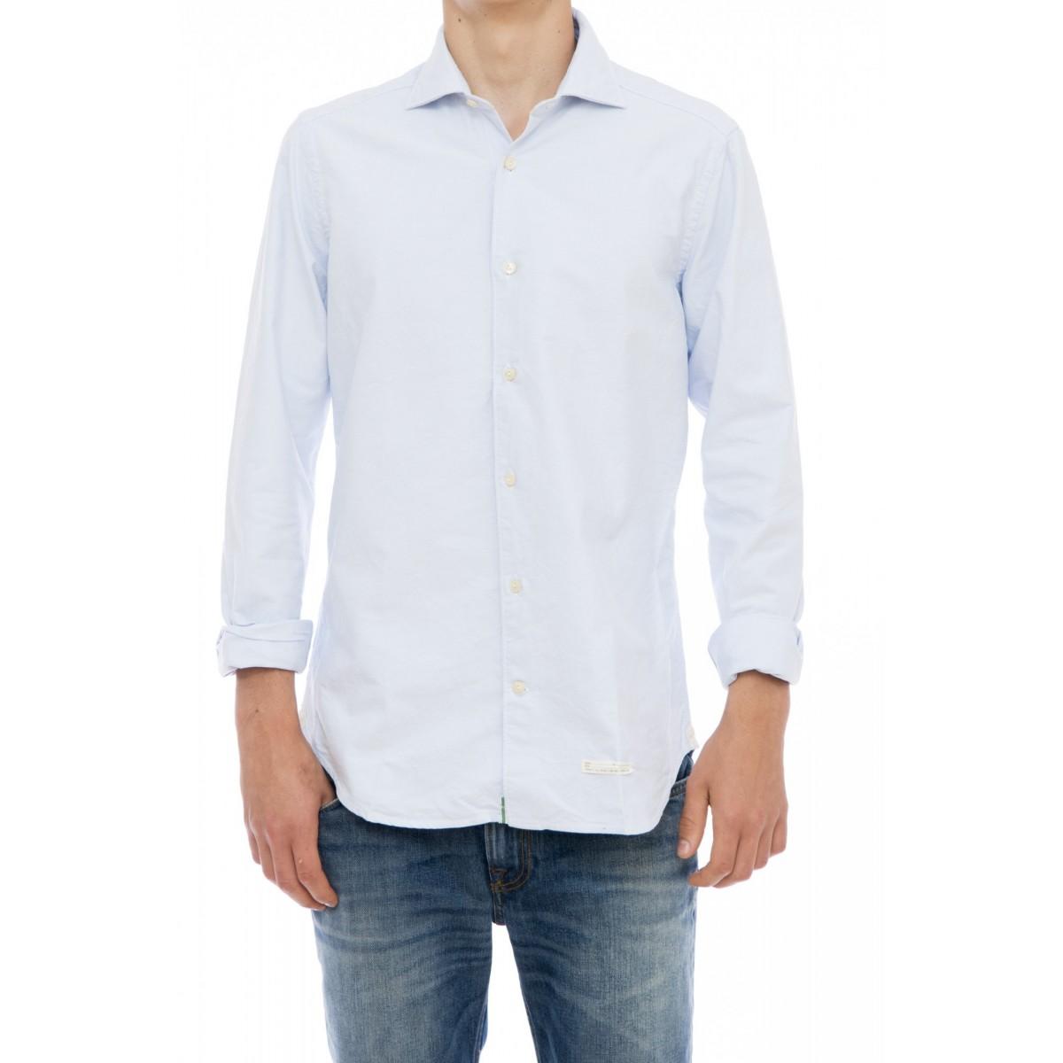 Camicia uomo Tintoria mattei 954 - Ol3 njw oxford
