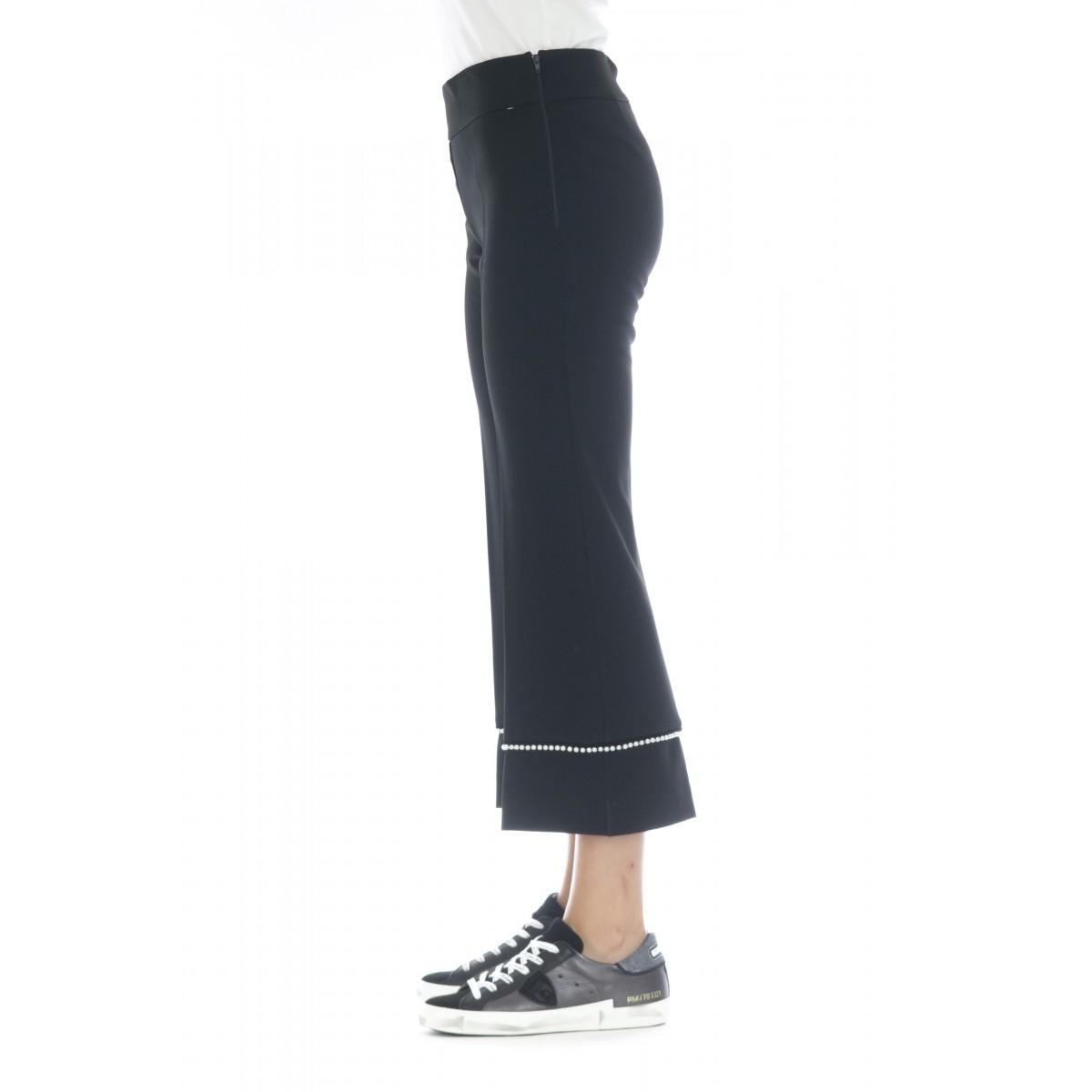Pantalone donna - 2082 pantalone fondo perla