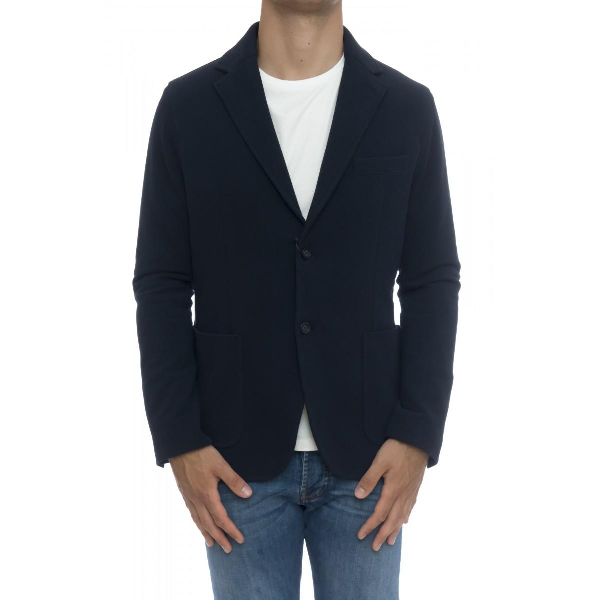 Giacca uomo - Cn2330 giacca unita jersey strech
