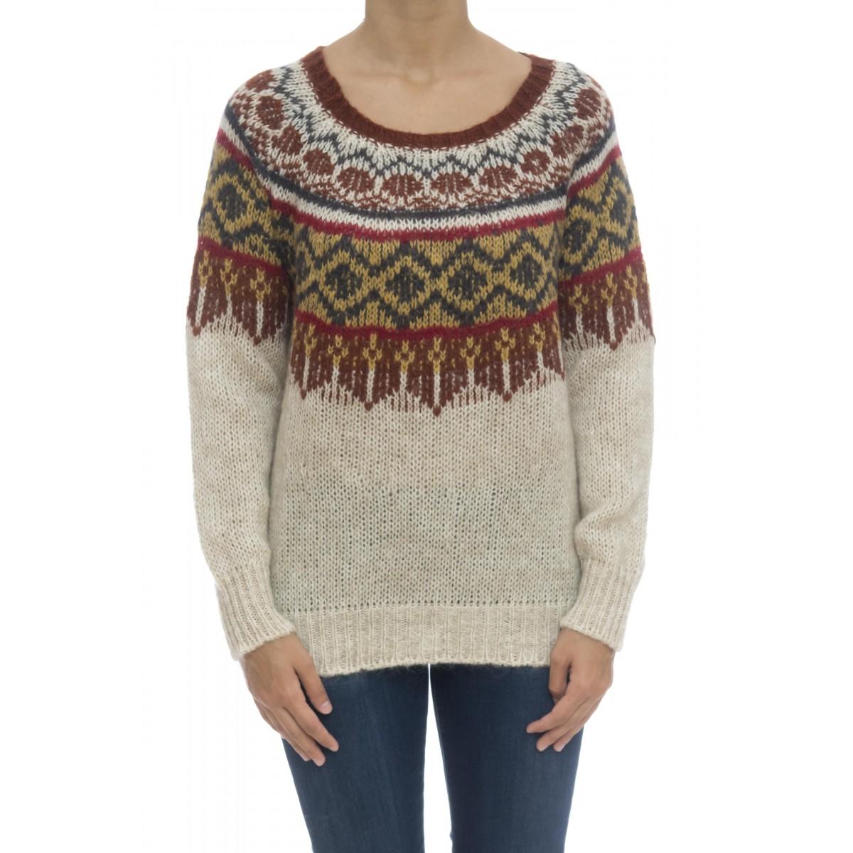 Maglieria - Basilea maglia norvegese