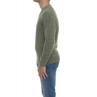 Maglia uomo - 8216/01 maglia giro melange