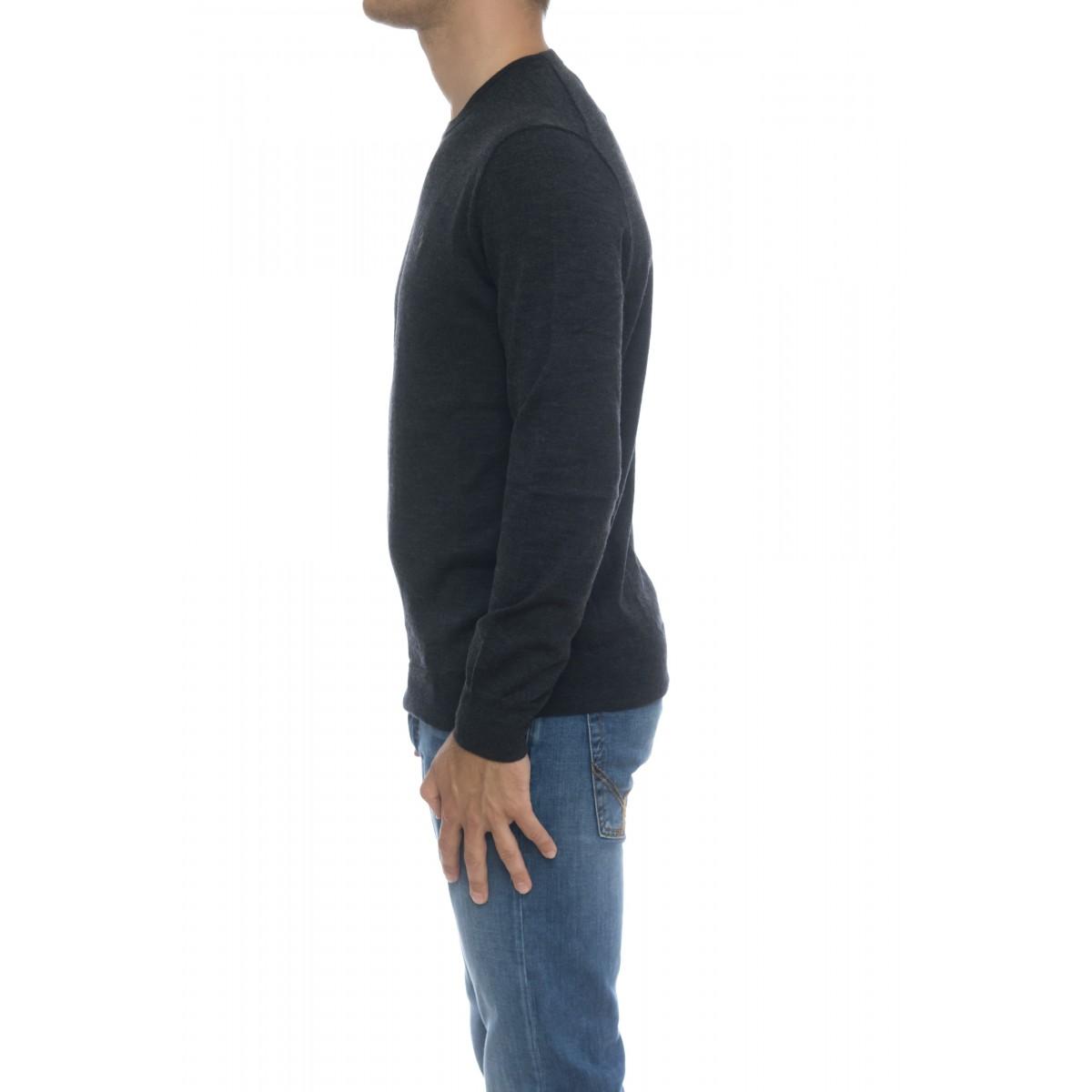 Maglia uomo - 714346 maglia giro merinos
