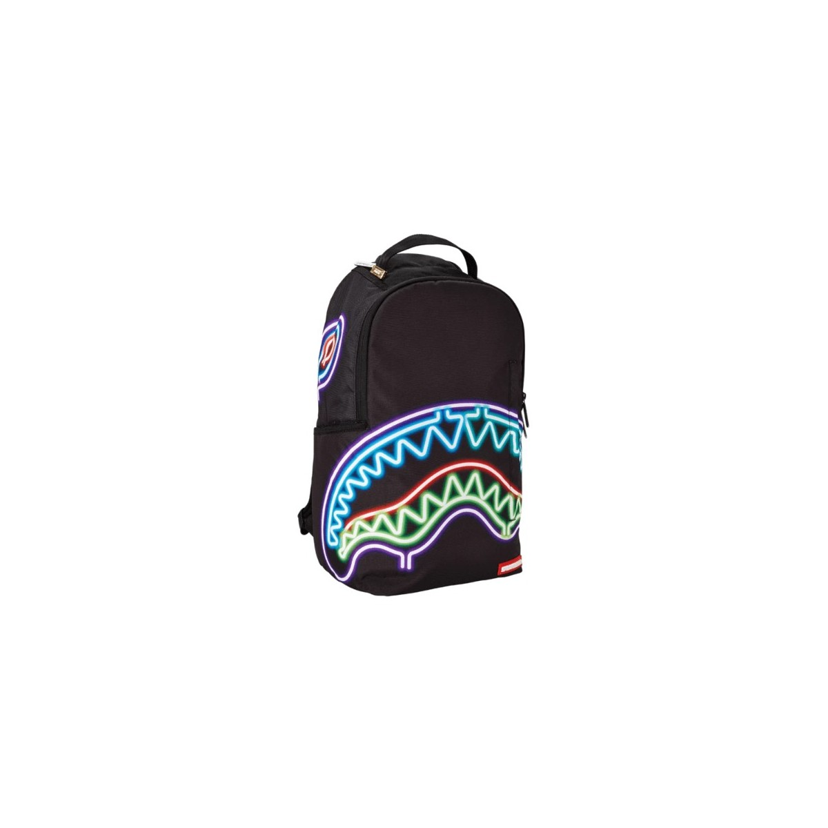 Zaino - Neon shark backpack