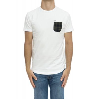 T-shirt uomo - T29121 t-shirt taschino