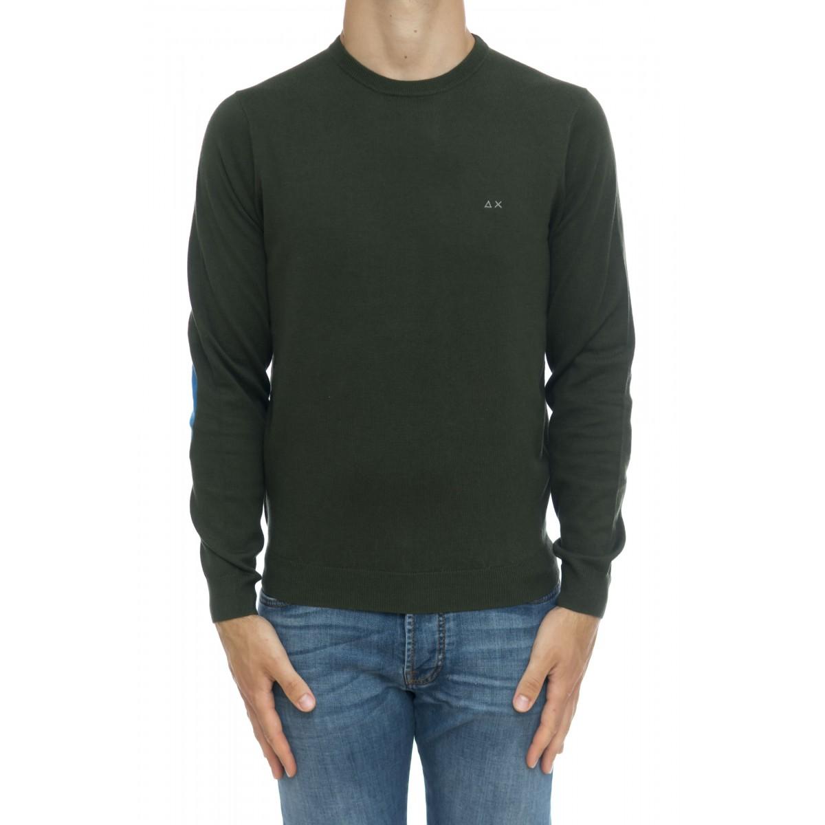 Maglia uomo - K29130 maglia toppa