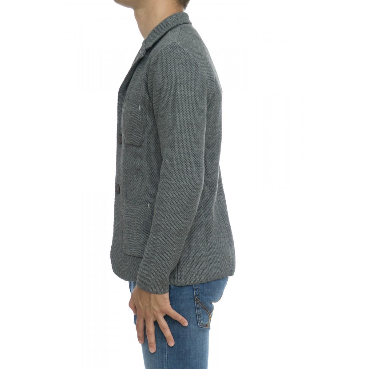 Giacca uomo - 0023 giacca nido d ape