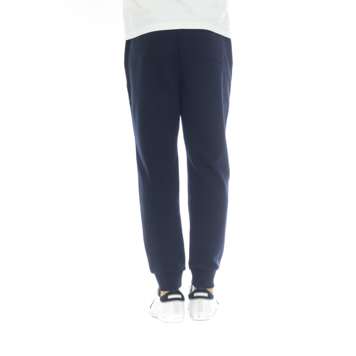 Pantalone uomo - 652314 pantalone tuta blu