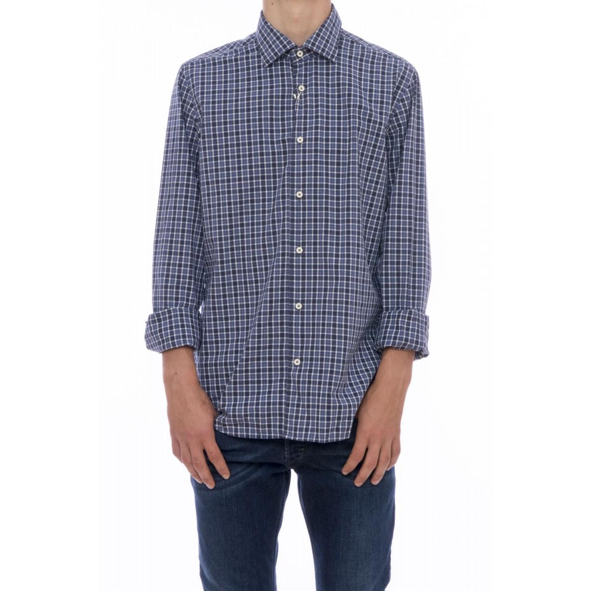 Camicia uomo Xacus - 719 71302 camicia taylor lavata