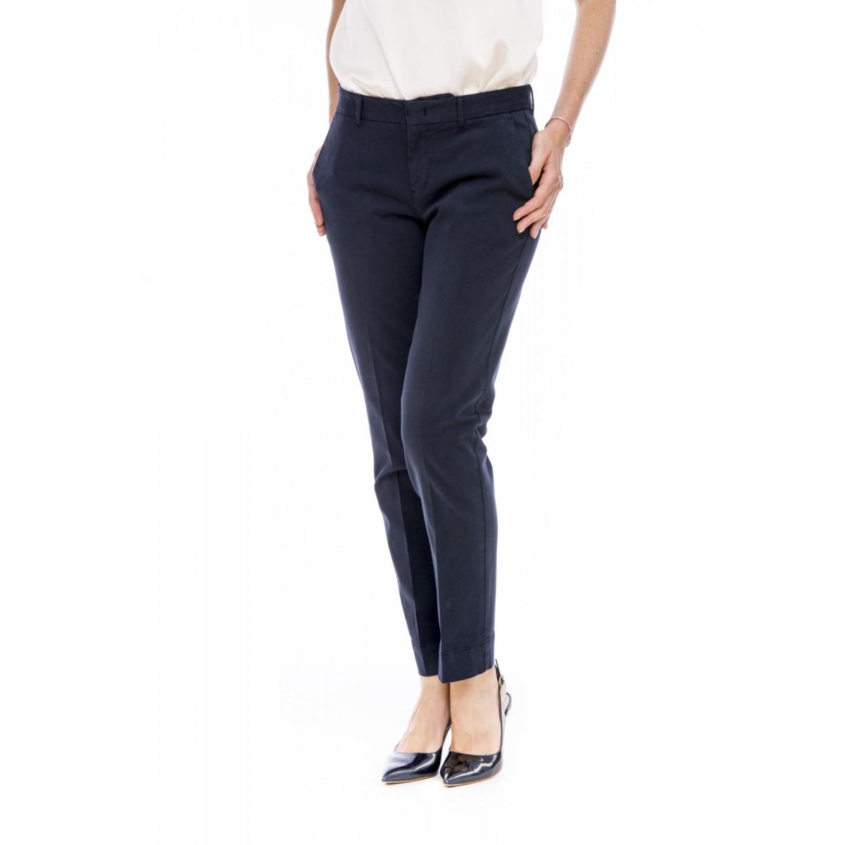 Pantalone donna Pt0w - Cdvtny mx55 cotone strech