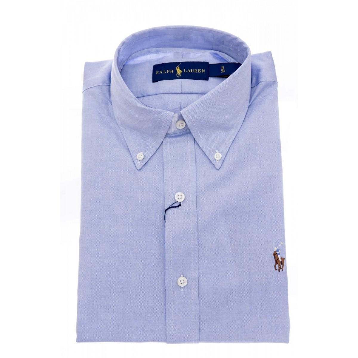 Camicia uomo Ralph lauren - A02w3cbpc0040 pin point