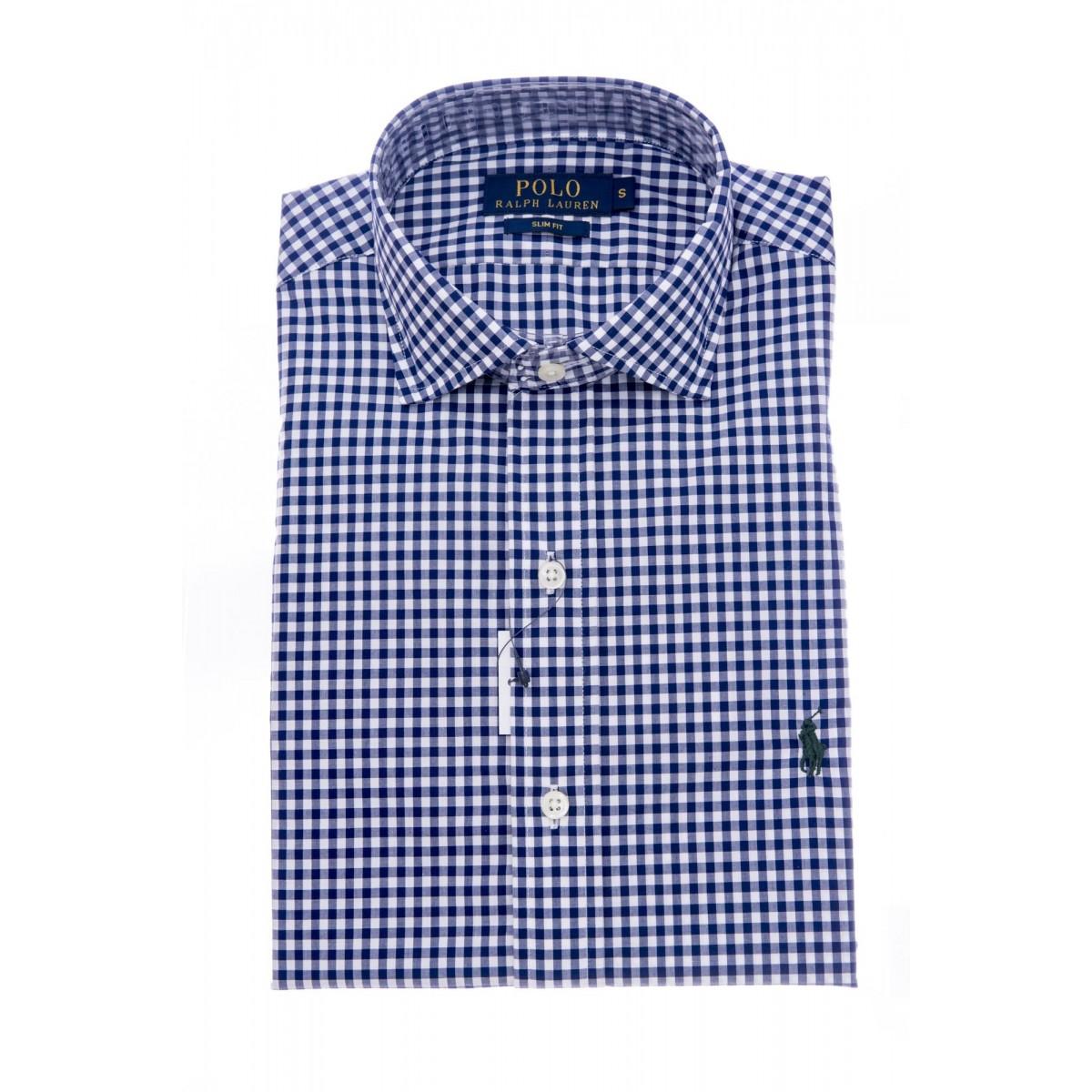 Camicia uomo Ralph lauren - A04w37crc55ak slim