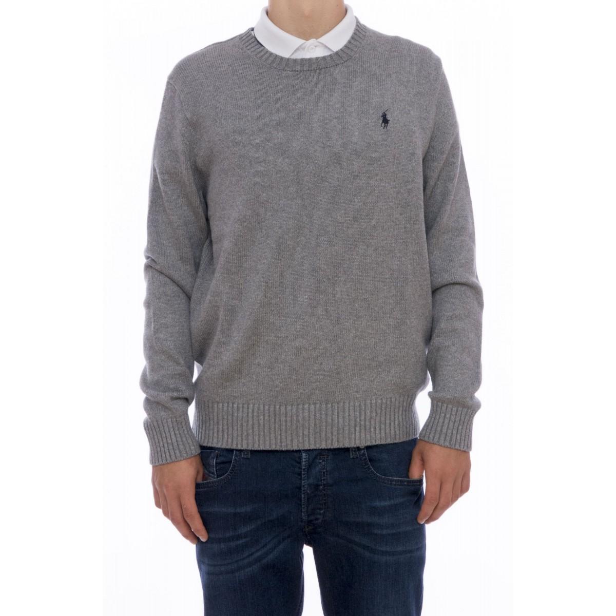 Maglia uomo Ralph lauren - A40scn15c1p52 maglia cotone invernale
