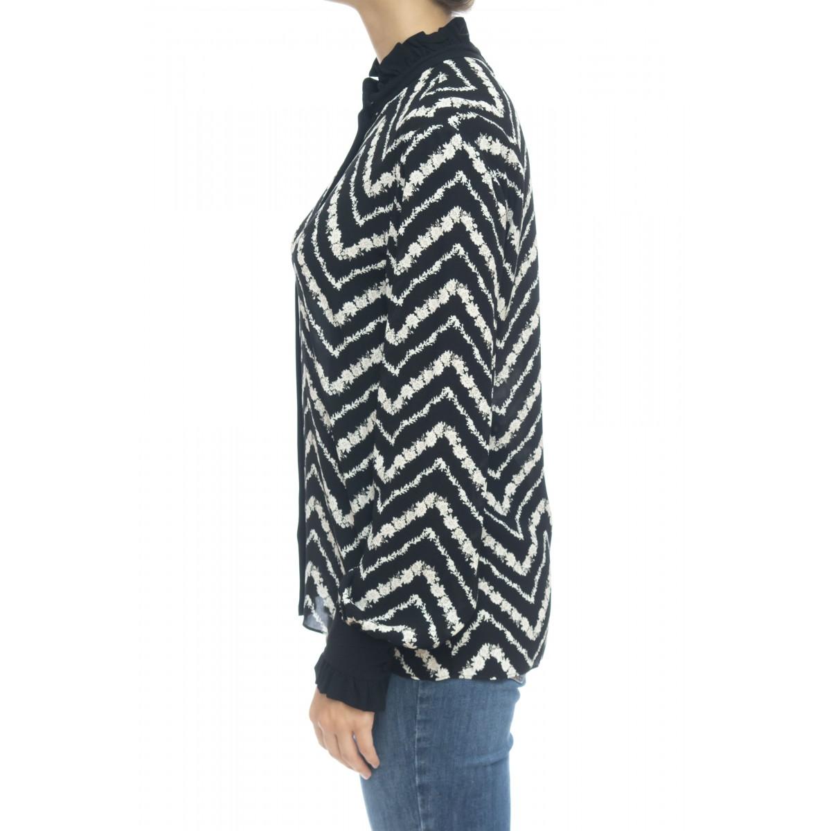 Camicia donna - 2529 camicia stampata