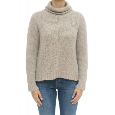 Maglieria - 8812/05 maglia collo alto