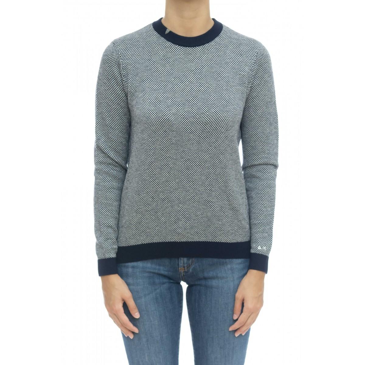 Maglieria - K29205 maglia jacquard